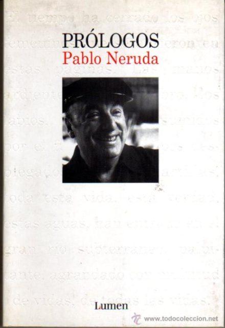 Neruda como lector